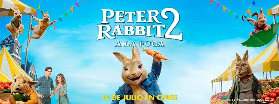 F - PETER RABBIT
