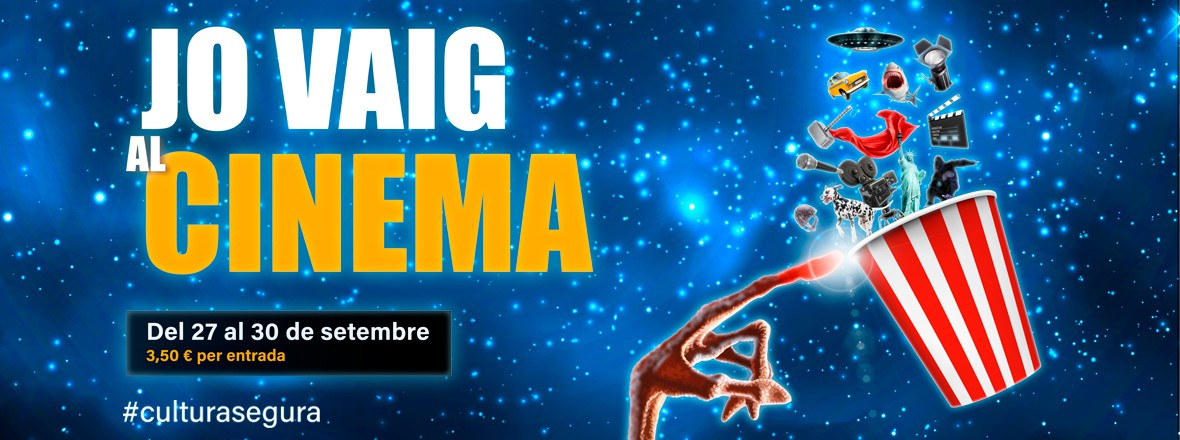A - JO VAIG AL CINEMA